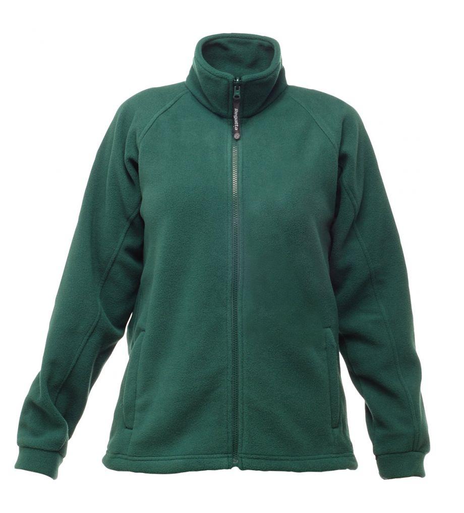 Regatta Fleece vest Thor III Dames (RG 123) groen   PB