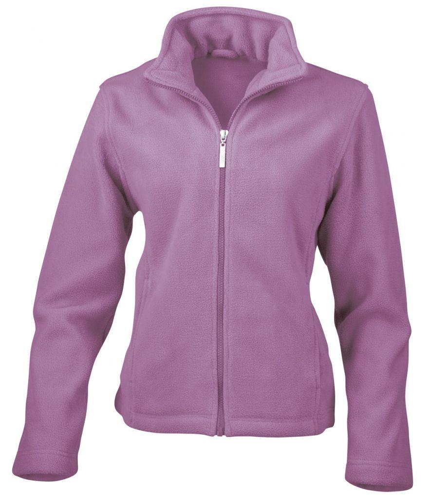 Lila fleece vest